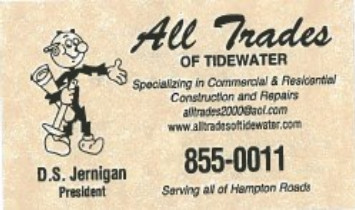 All Trades of Tidewater