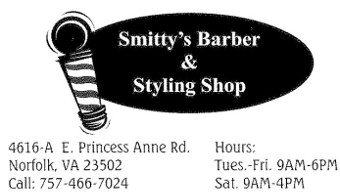 Smitty's Barber & Styling Shop
